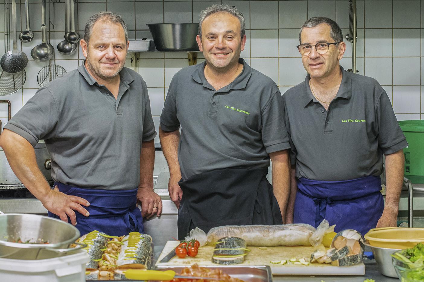 Les Fins Gourmets_Jean-Christophe_Philippe_Didier_Traiteur_Charcutier