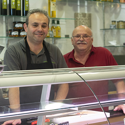 Les Fins Gourmets_boutique_père et fils_charcutier_traiteur