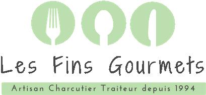 Les fins gourmets_logo_artisan charcutier_traiteur