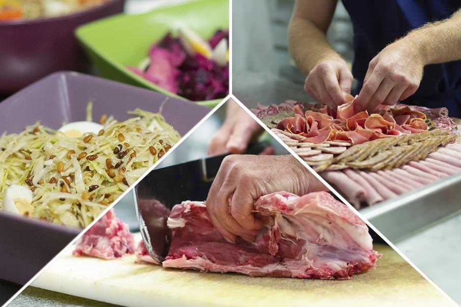 Les Fins Gourmets_Entrée_plateau de charcuterie_traiteur boucher