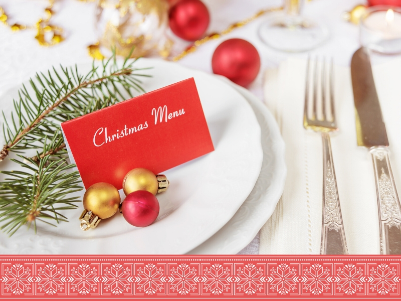 LES FINS GOURMETS_carte de Noël
